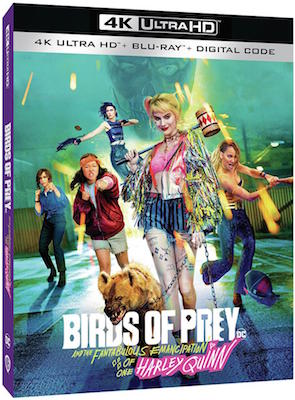 Birds Of Prey And The Fantabulous Emancipation Of One Harley Quinn Media Play News