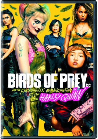 Birds Of Prey Walmart Dvd Media Play News