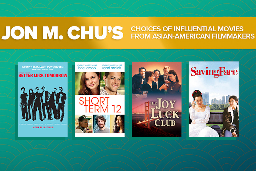 Fandango Teams With Director Jon M. Chu to Highlight Movies by Asian-American Auteurs