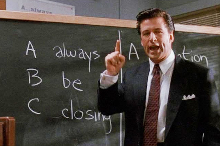 Shout Select Presents 'Glengarry Glen Ross' Collector's Edition Blu-ray June 2