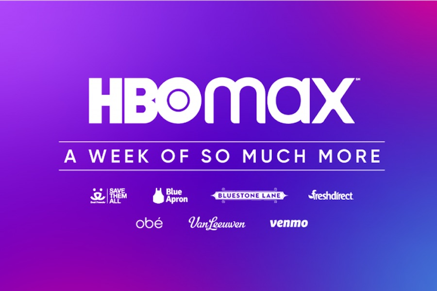 HBO Max Touting Consumer Brands in Post-Week Launch Campaign