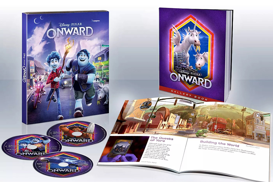 Merchandising: 'Onward' to a Slew of Exclusives