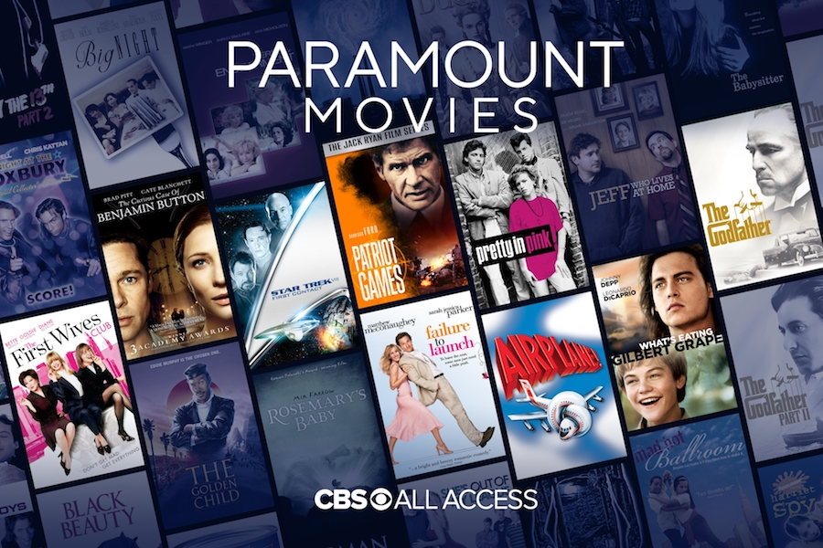 CBS All Access Adds More Than 100 Paramount Films