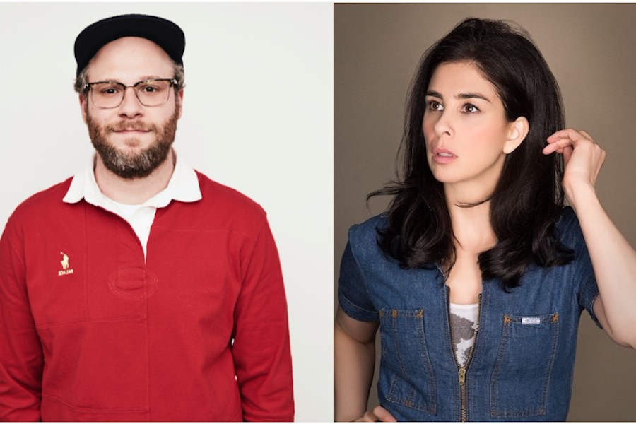 HBO Max Orders Adult Animated Series With Seth Rogen and Sarah Silverman