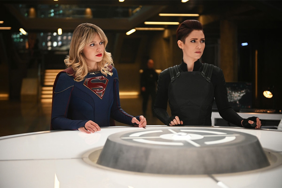 'Supergirl' Season 5 on Disc Sept. 8