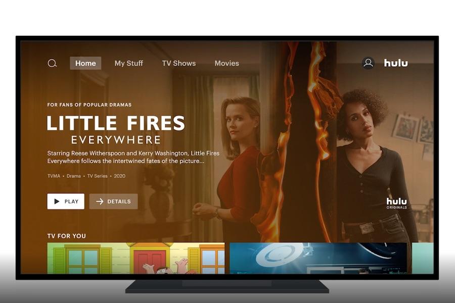 Hulu Unveils Updated Interface