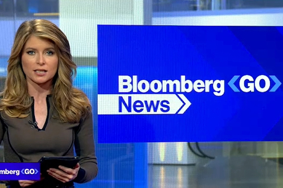 Bloomberg Media and Samsung Partner to Distribute Bloomberg TV+