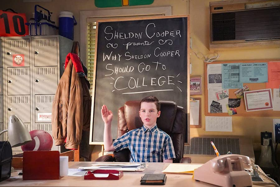 HBO Max Acquires U.S. SVOD Rights to 'Young Sheldon'