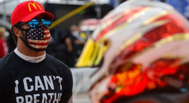 NASCAR Bans Confederate Flag Display at Races