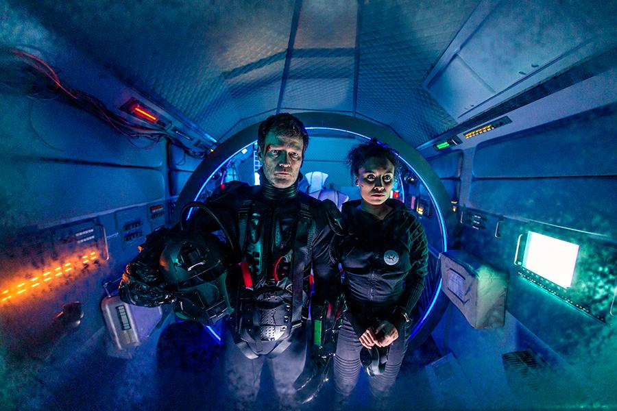 Lionsgate Releasing Sci-Fi Adventure 'G-LOC' Aug. 11