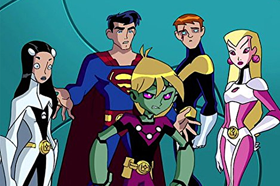Warner Archive Releasing 'Legion of Super Heroes' Animated Series on Blu-ray