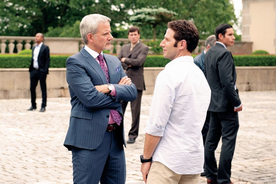 'Royal Pains' Complete Series Set Due on DVD Sept. 22 From Mill Creek