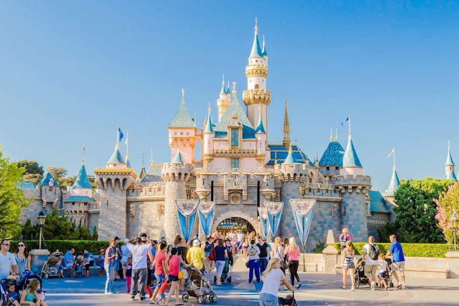 Disneyland Theme Parks Re-Opening July 17