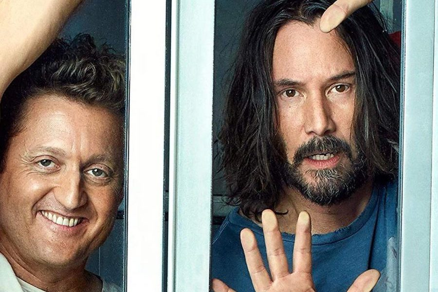 'Bill & Ted' Again Tops Vudu and FandangoNow Charts