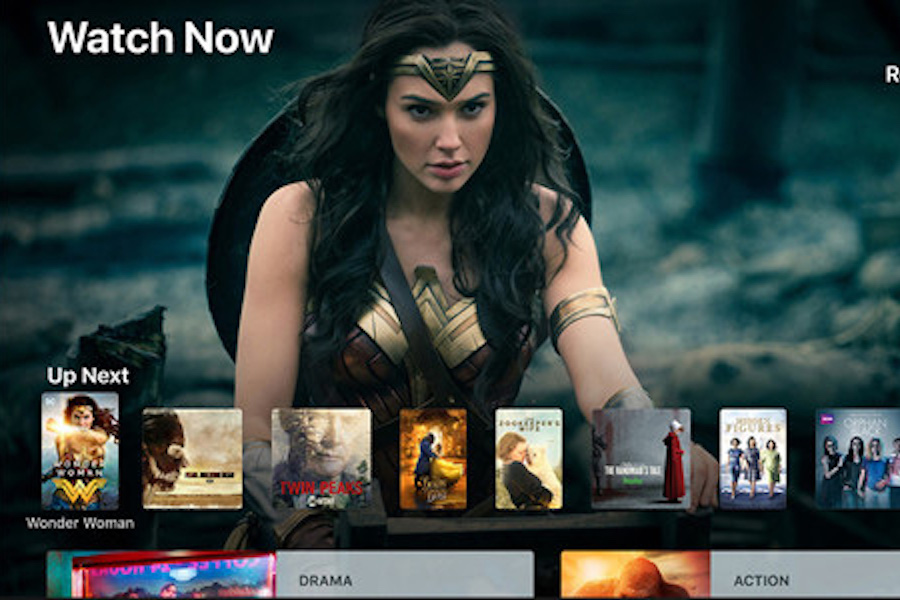 Parks: SVOD Dominates Home Entertainment; Transactional VOD Is Growing