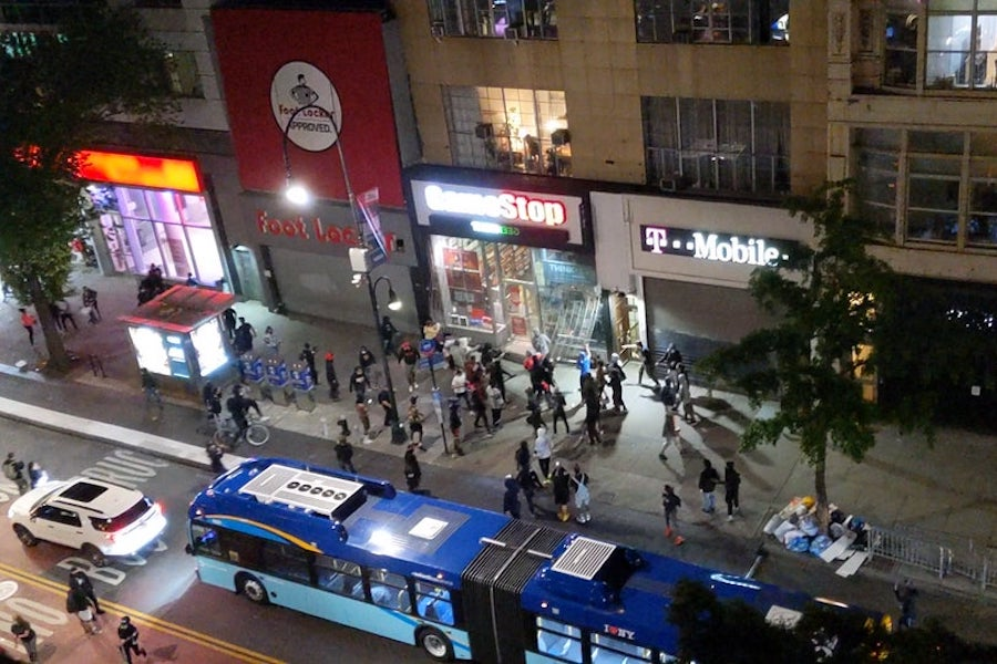 GameStop Closes 100 Stores Due to Civil Unrest, Floyd Memorial