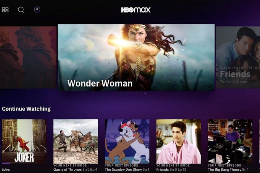 HBO Max Two-Week Download Count: 1.8 Million Apps