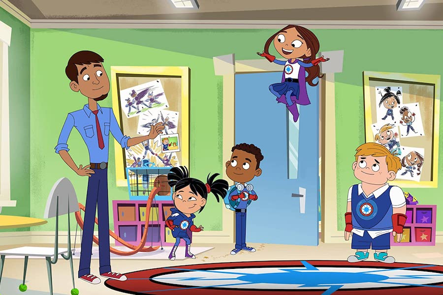 'Hero Elementary' Premiering on PBS Kids Prime Video Channel in June