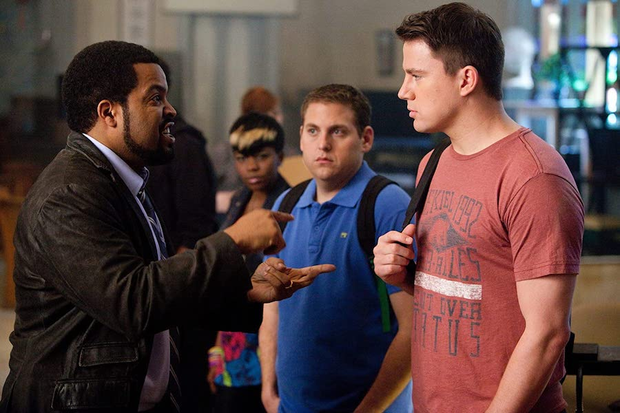 '21 Jump Street,' '22 Jump Street' Leaping to 4K Sept. 15 From Sony