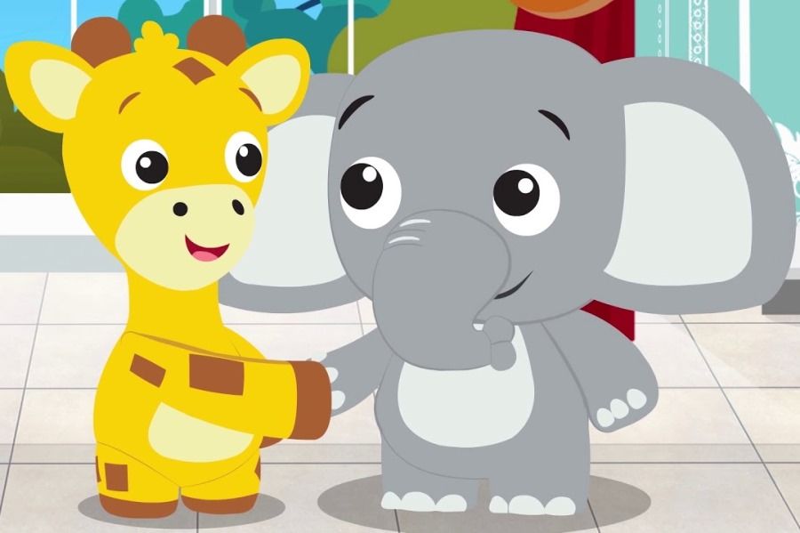 Giant Interactive Launches Baby Einstein App on Roku Channel Store