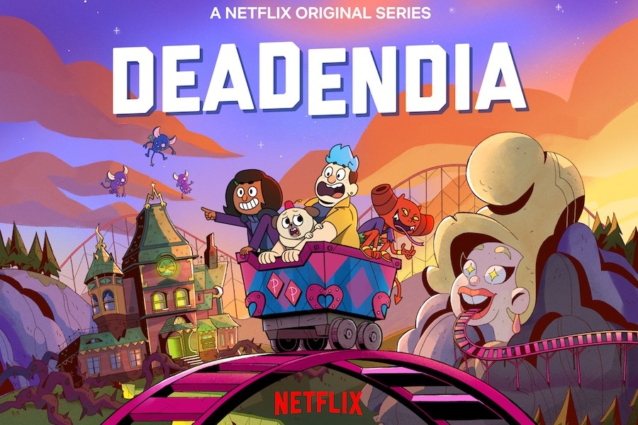 Netflix to Bow New Animated Series 'DeadEndia' in 2021
