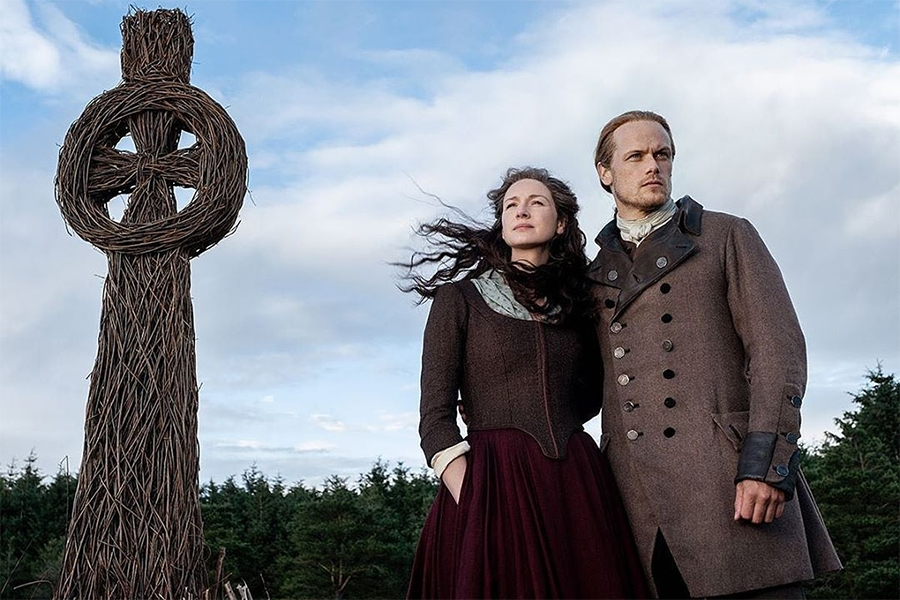 'Outlander: Season 5' Jumps to No. 1 on 'Watched at Home' Chart