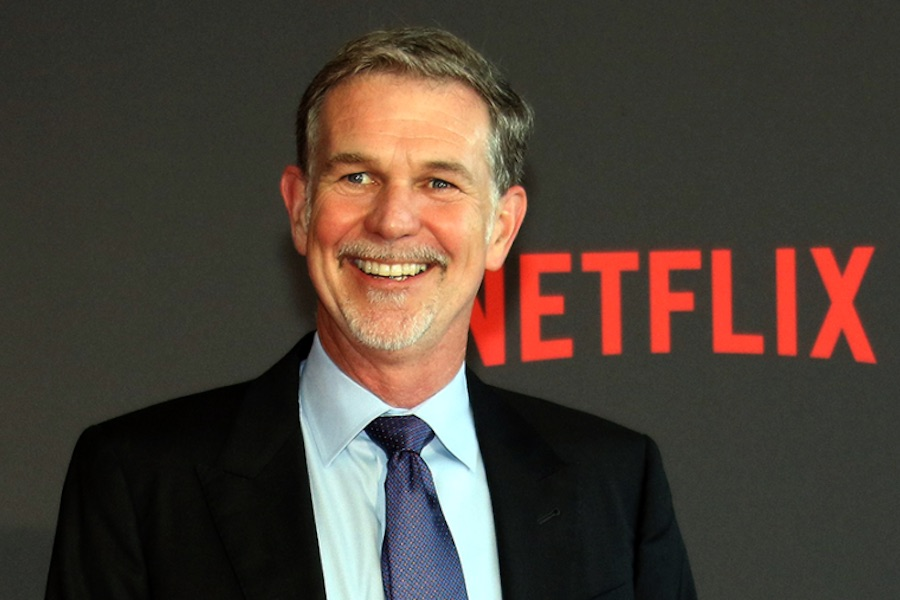 Reed Hastings Quashes Retirement Scuttlebutt: 'I'm in for a Decade'