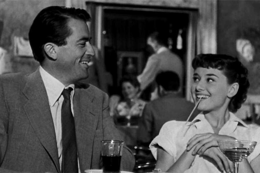 Paramount Restores 1953 Classic 'Roman Holiday' for Blu-ray Debut Sept. 15