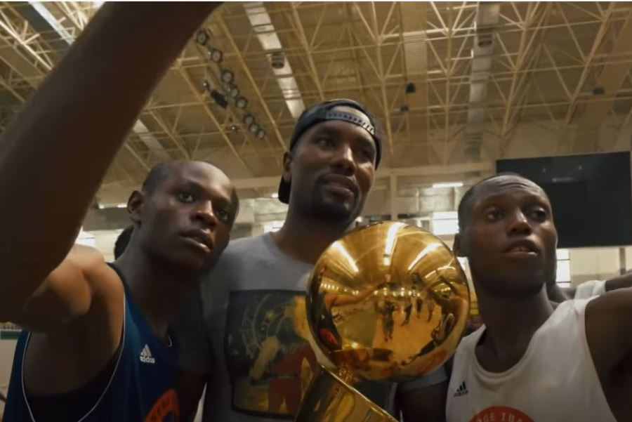 Crackle Announces New Original Basketball Doc 'Anything is Possible — The Serge Ibaka Story'