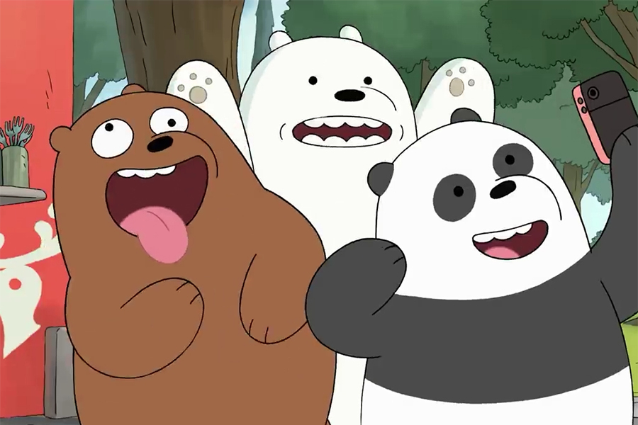 Cartoon Network's 'We Bare Bears: The Movie' on DVD Sept. 8