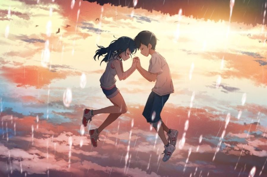 Anime Film Weathering With You Arrives In 4k Ultra Hd Collector S Edition Nov 17 Media Play News
