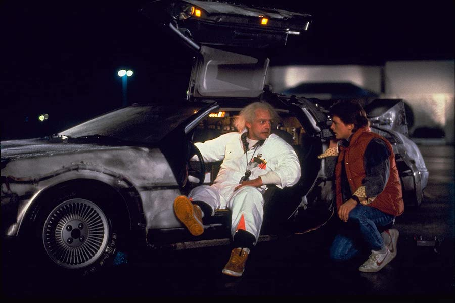 Merchandising: Retailers Bring 'Back to the Future' Exclusives