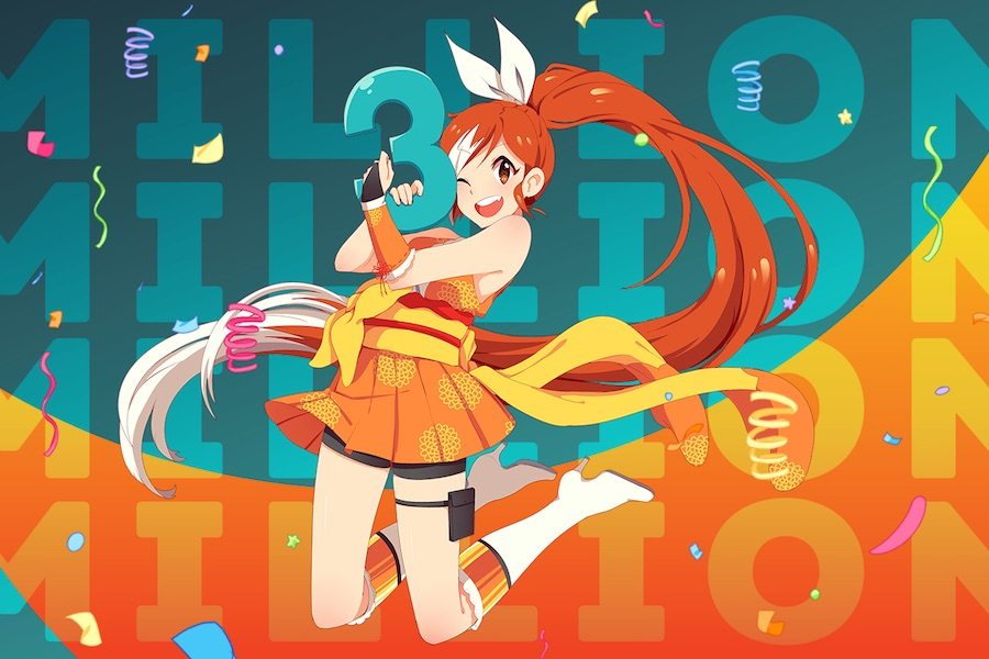 Sony Eyeing AT&T's Crunchyroll Anime SVOD Service in $957 Million Deal