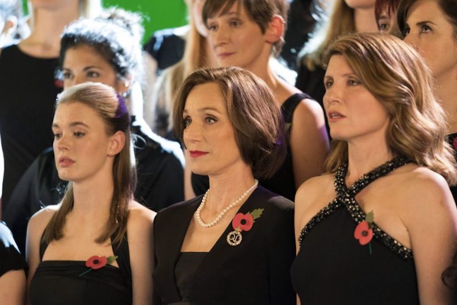 Lionsgate U.K.'s 'Military Wives' Sings to No. 1 on The Official Film Chart