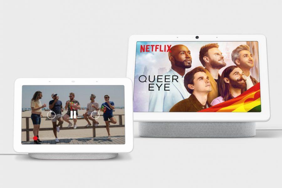 Netflix Gets 'Framed' by Google Nest Hub