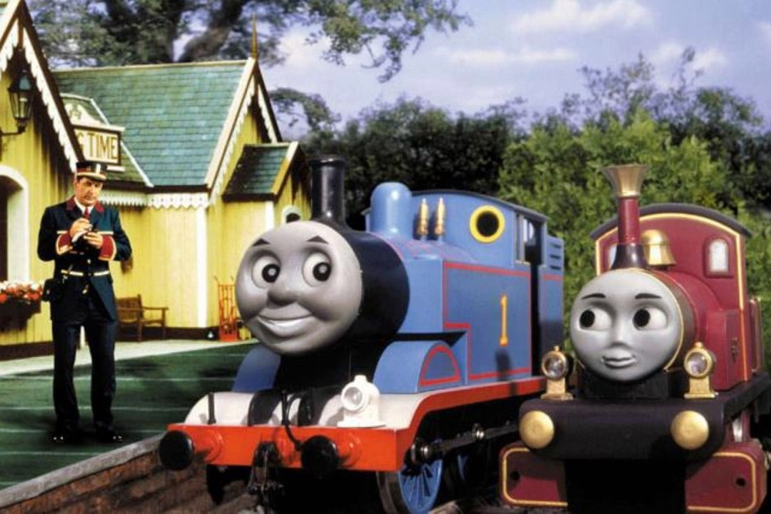 Live-Action 'Thomas the Tank Engine' Film to Make Blu-ray Disc Debut