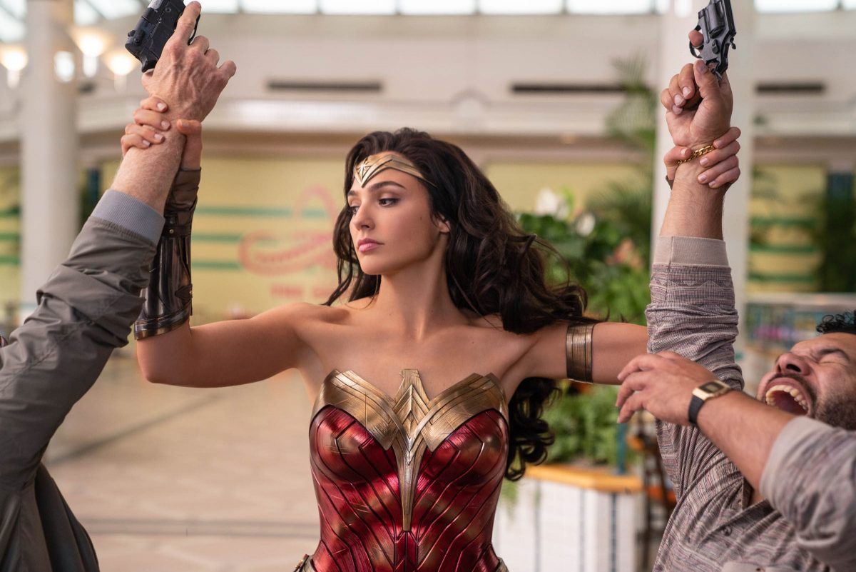 New Year's Weekend 'Wonder Woman 1984' Box Office Plummets 67%