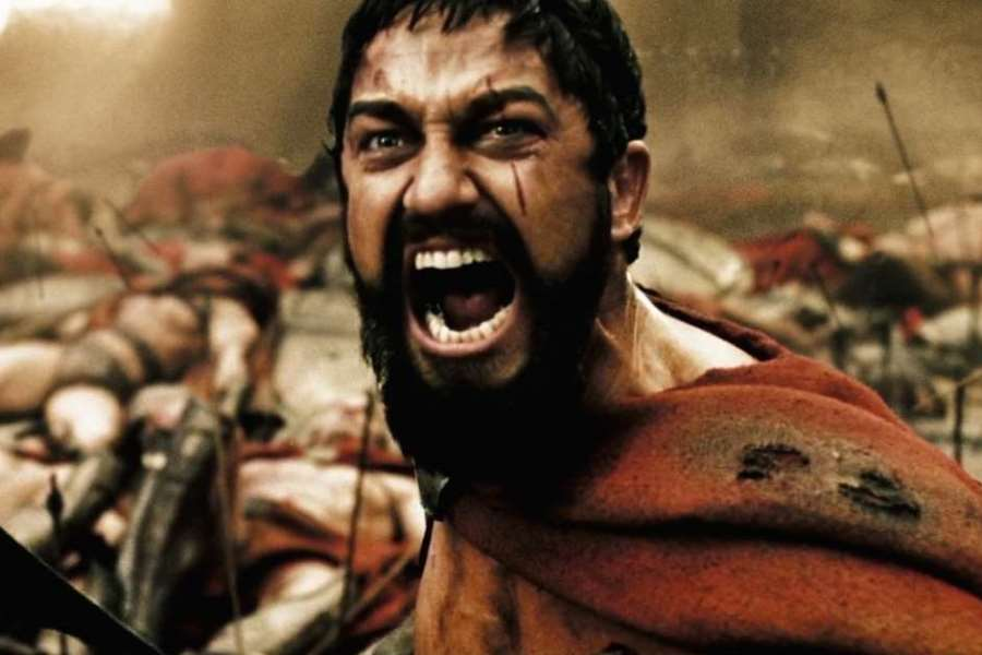 Epic '300' Returns Home in 4K Ultra HD Blu-ray Combo Pack