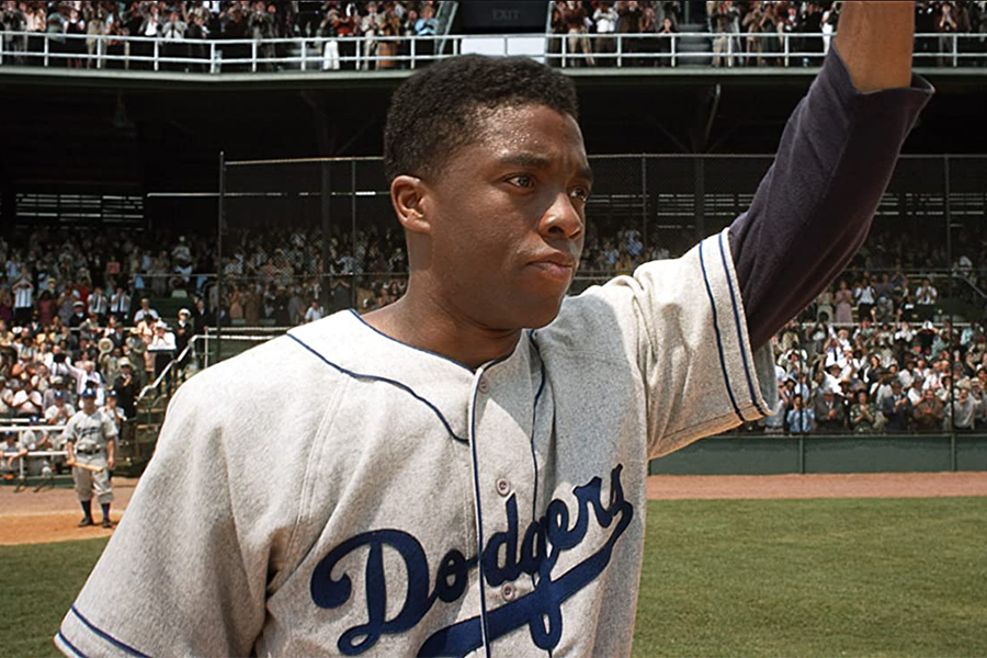 '42' Joins 'Black Panther' on 'Watched at Home' Chart as Viewers Remember Chadwick Boseman