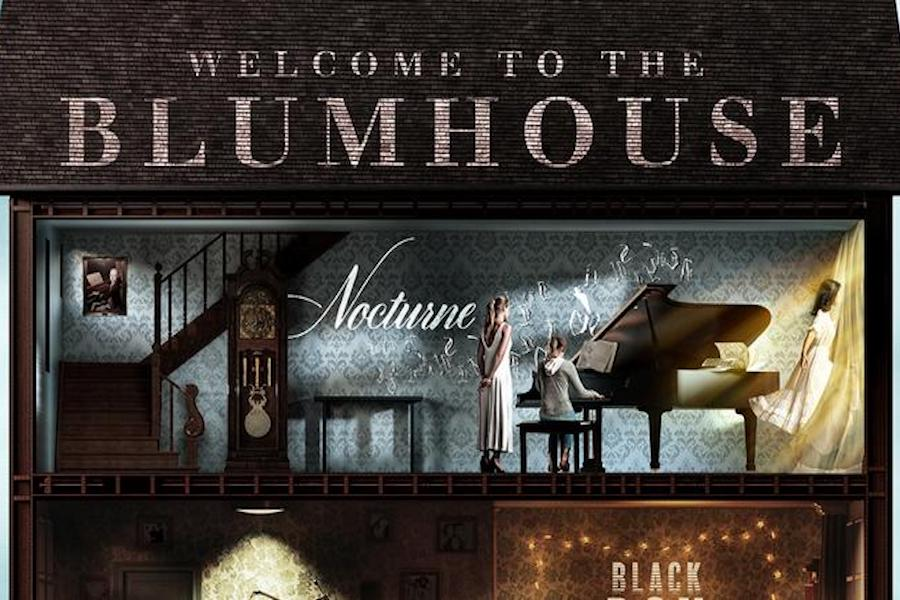 Amazon Prime Video Launching 'Blumhouse' Horror Channel