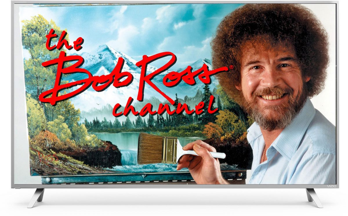 Cinedigm Expands Distribution of 'The Bob Ross Channel' on Xumo Streaming Service