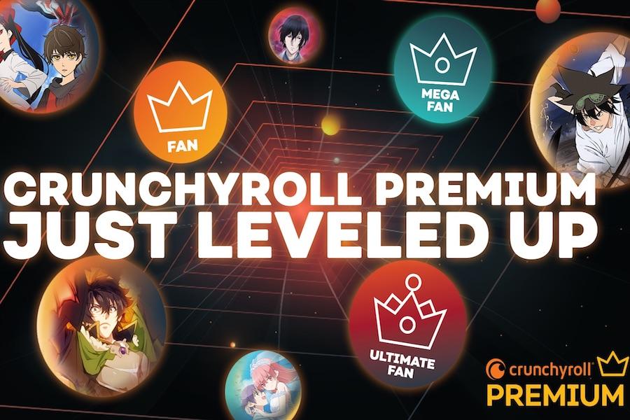 Crunchyroll Bows New Membership Tiers