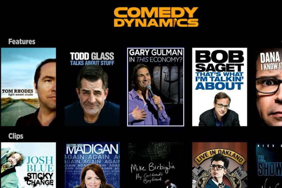 Cinedigm's Comedy Dynamics Streaming Service Available on Roku