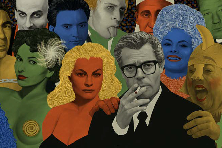 'Essential Fellini' Blu-ray Set Arrives Nov. 24 from Criterion
