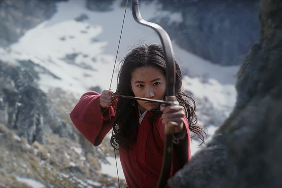 Live-Action 'Mulan' Dominates Disc Sales Charts
