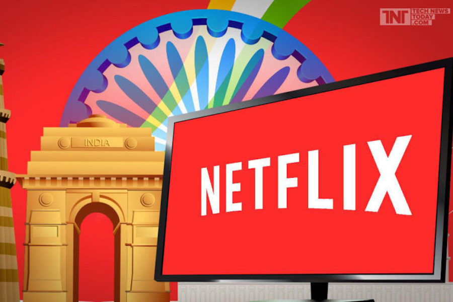 Netflix Launches Hindi Interface