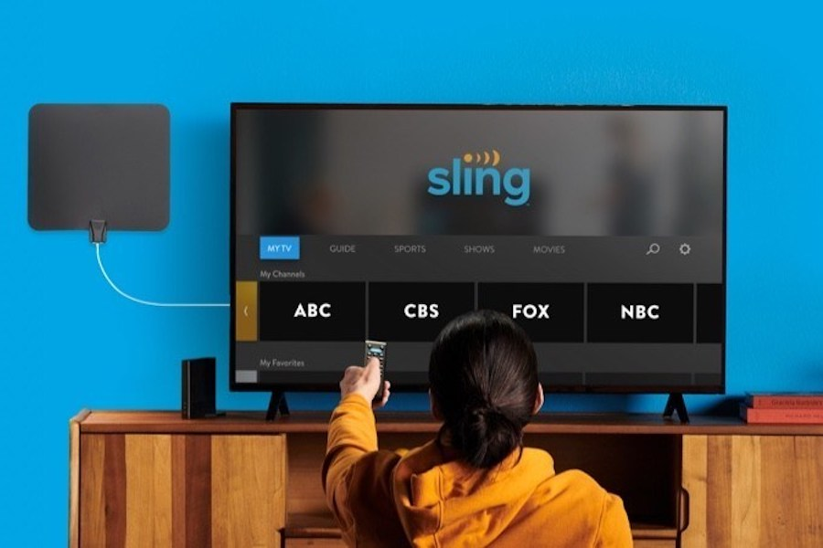 Sling TV Feature Integrates Over-the-Air Broadcast Channels Into Guide on LG Smart TVs