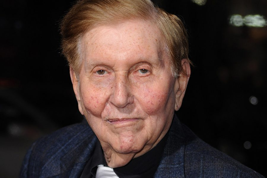 Media Mogul (and Blockbuster Video Owner) Sumner Redstone Dead at 97