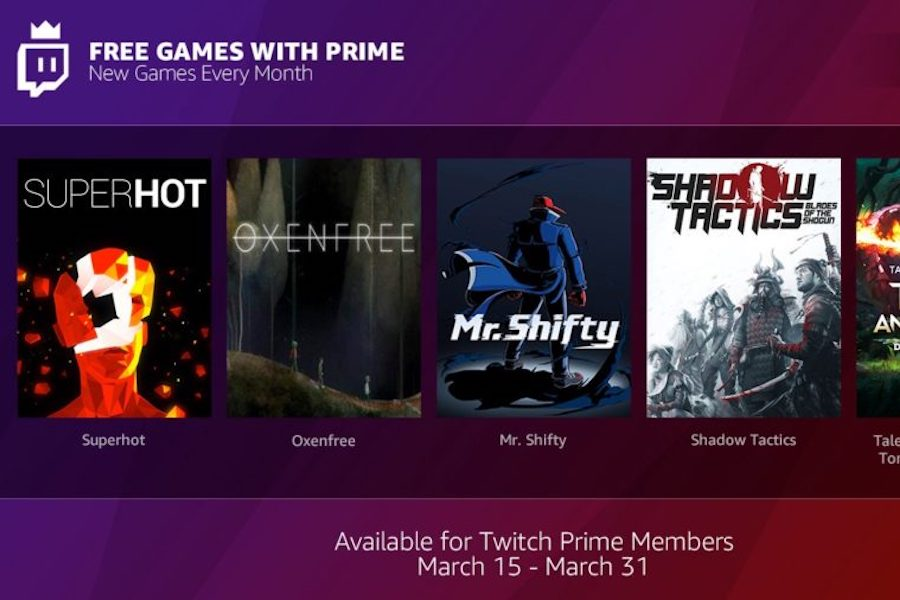 Amazon Changing Twitch Name to Prime Gaming