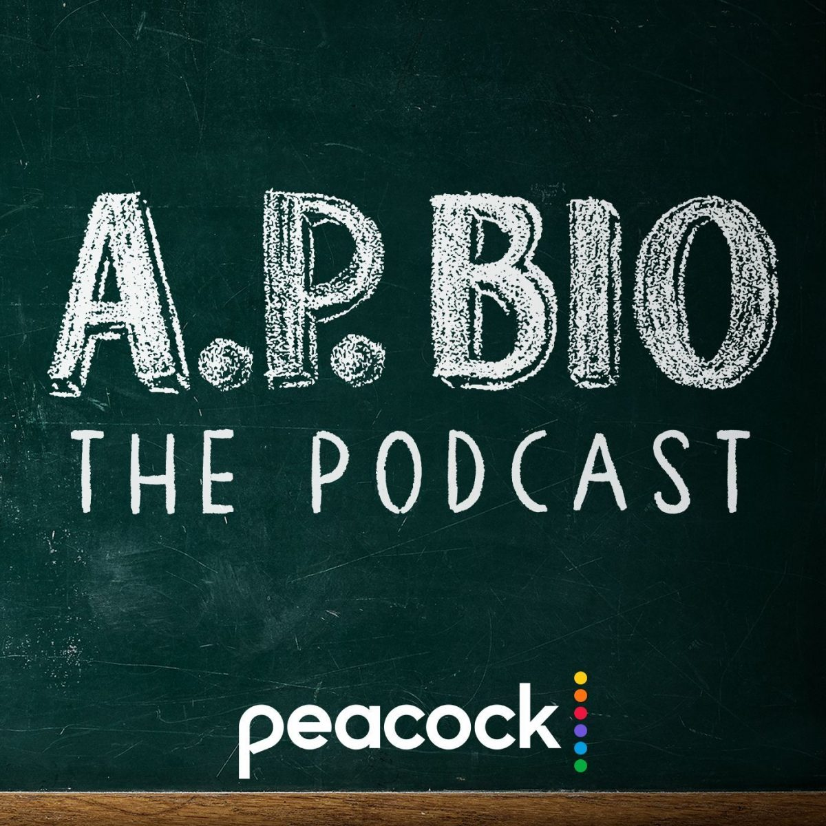 Peacock Bows Its First Podcast, for 'A.P. Bio'